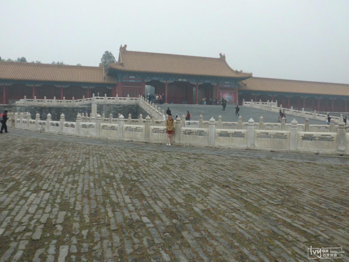 秋天的北京 邂逅最喜欢的城市