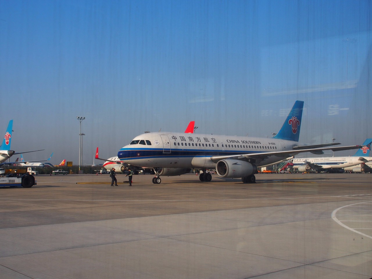 哈尔滨到太原飞机