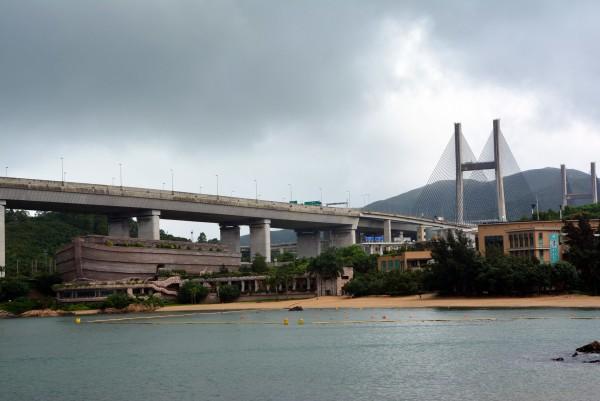 """香港""""迷你""""小岛行--马湾"""