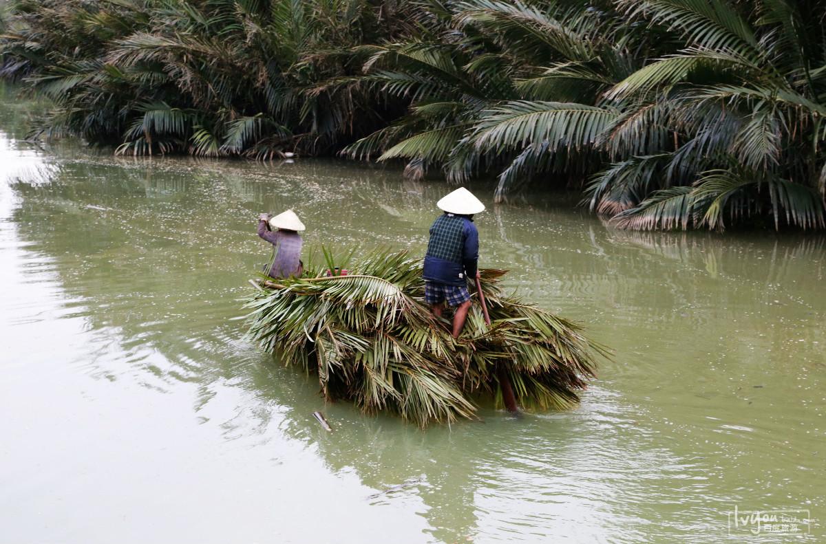 游记攻略 岘港游记 【原创】年末雨季游越南岘港之迦南岛(100张照片)