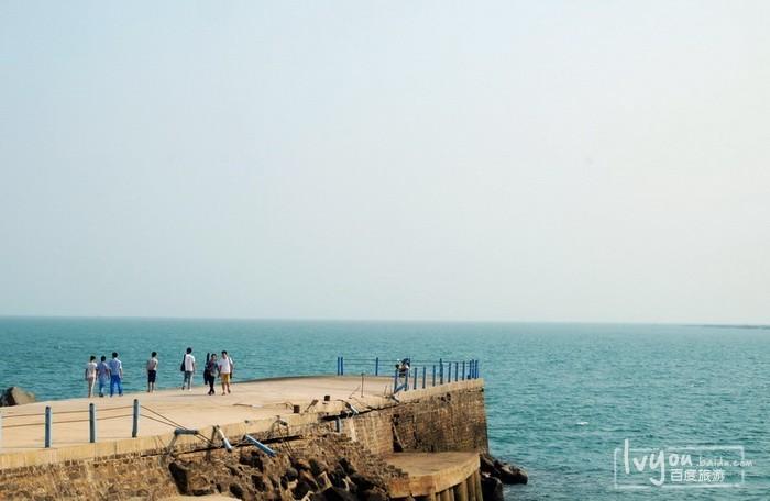 湛江硇洲岛遇见鲍鱼养殖场
