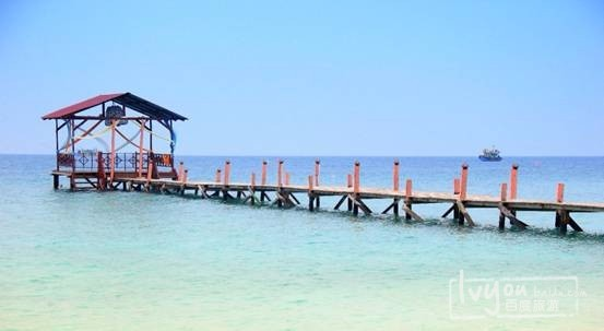 一起远游——热浪岛和浪中岛