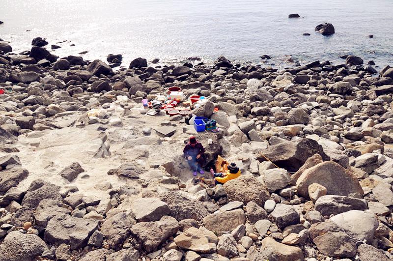 跟着韩剧游韩国济州岛看美丽的西归浦