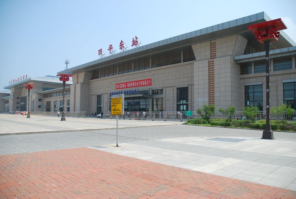 2017四平市风景图片