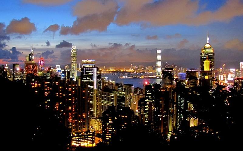 香港澳门经典游