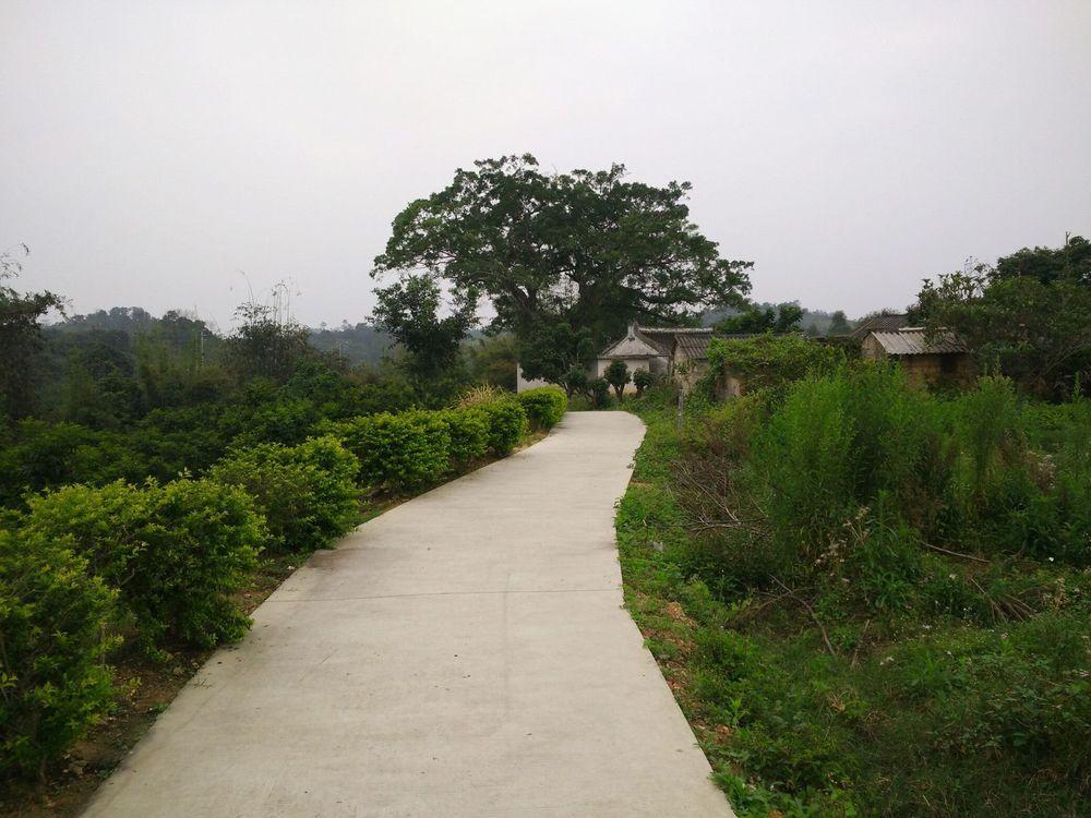 潮州饶平之绿岛山庄,仙臼谷