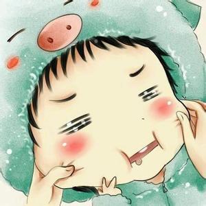 求可爱的头像,比如说带着猫耳朵帽子的萌妹子或者男孩