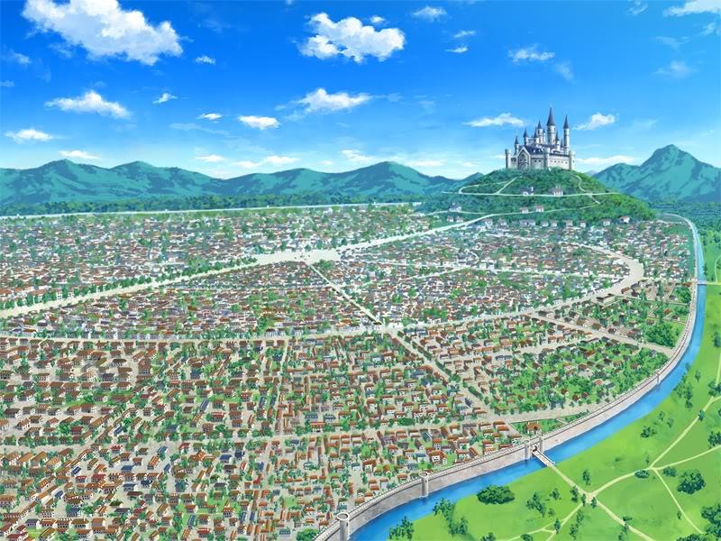 求日系动漫风景壁纸图包