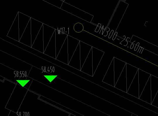 代表中直角三角形校对区域的是图纸?图例什么图纸需要校对就图片