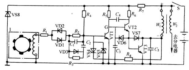 a型电子点火器求教 20 电路电流与各零件耗散功率如何计算28v初级