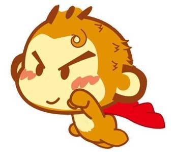 求一张可爱的猴子图片,我做头像哈
