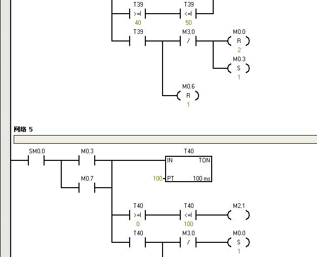 plc循环彩灯 要梯形图 ,每个梯形图有相应的解释 ,用的是cpu226,能