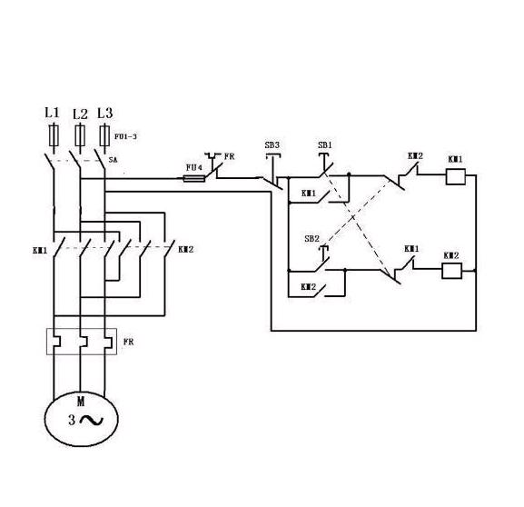 三相异步电动机如何控制电动机正反转的
