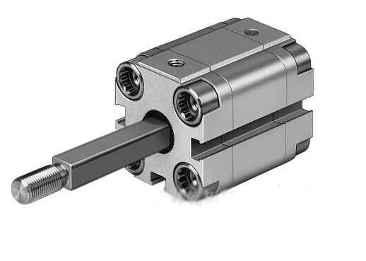 气缸又分为单作用式,双作用式,无杆式,膜片式,气囊式,冲击式,锁紧式图片