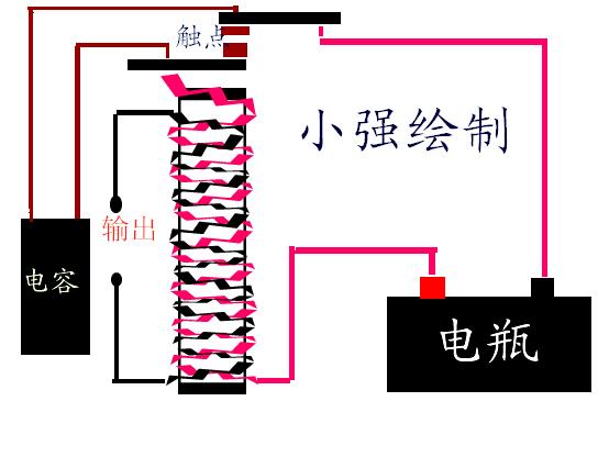白金机里的电容器在电路中有什么作用