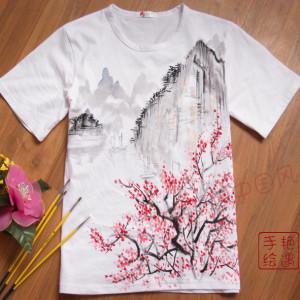 t恤设计图手绘图片欣赏