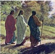 苍井空����y��9��_基督教油画去以马忤斯的路上