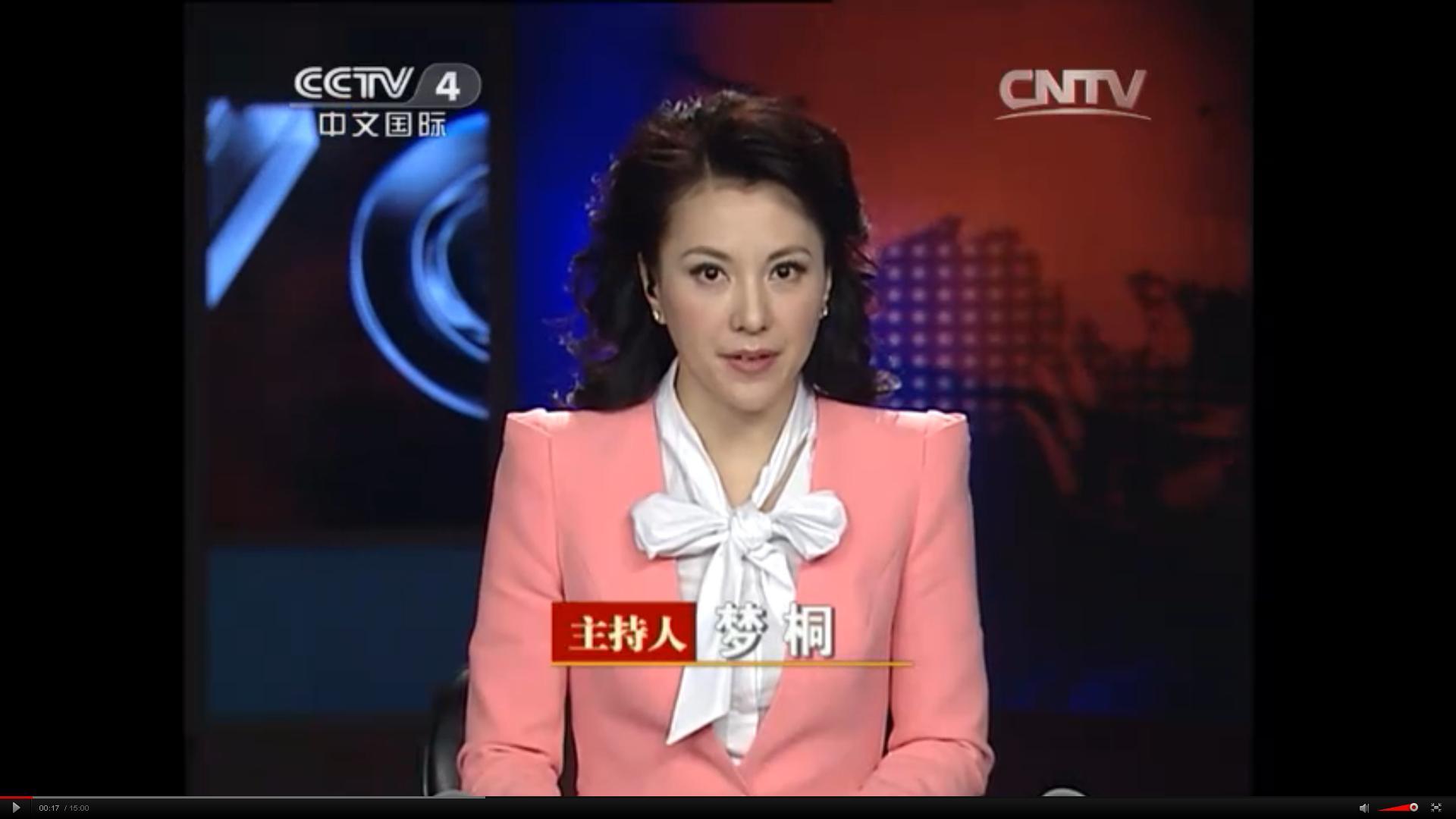 中文国际主持_中文国际新闻女主持是谁?名字