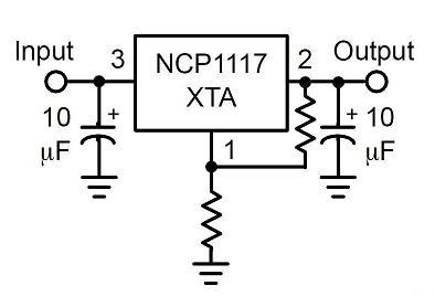 求个12v变9v的dc-dc转换器电路图