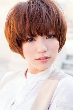 13岁女生适合什么短发图片