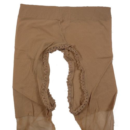 我是男的喜欢偷穿老婆的开裆连裤袜,有时候还穿着来手淫,正常吗?