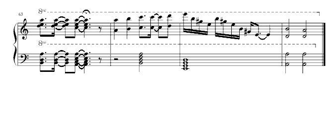 贝多芬病毒 小提琴谱