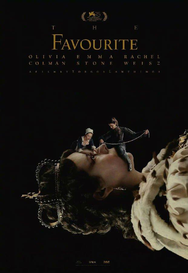 The.Favourite.2018.DVDScr.Xvid.AC3.HQ.Hive-CM8
