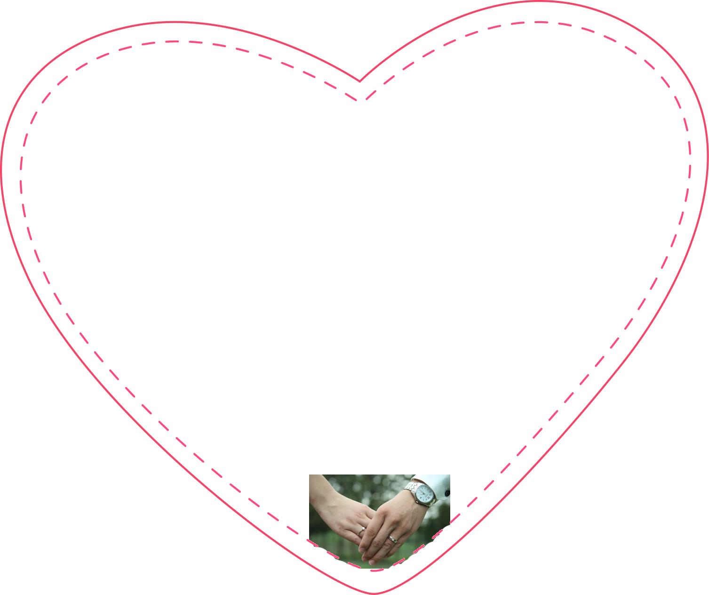 如何用fireworks或者photoshop在一个心形边框里放入照片?
