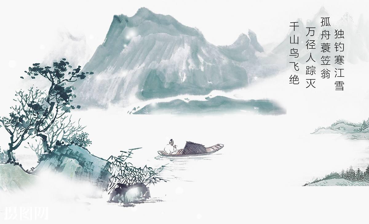 期待一场雪的诗句
