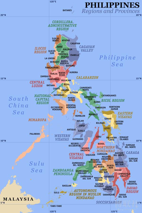 菲律宾共和国的人口