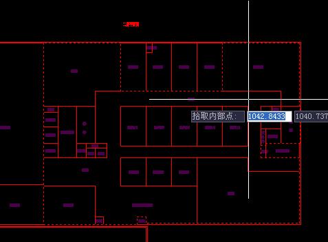 CAD已v单位图用单位拾取设置边界不闭cad在哪边界显示的图片