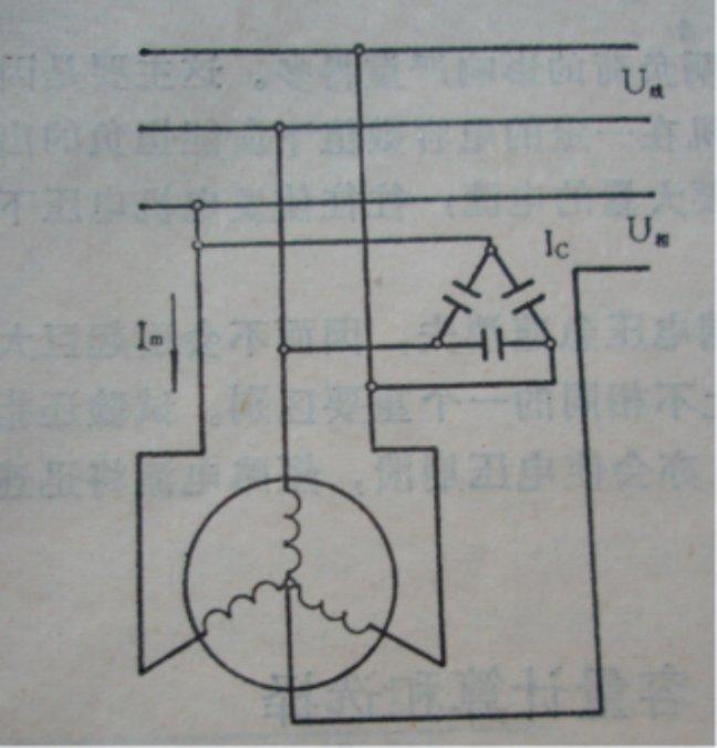 急求 电动机改接发电机电路图 最好加点说明 不然不懂得弄 哪位高手能