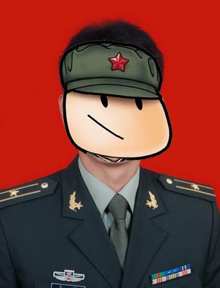求陆军上尉证件照类似于图片这种的,谢谢