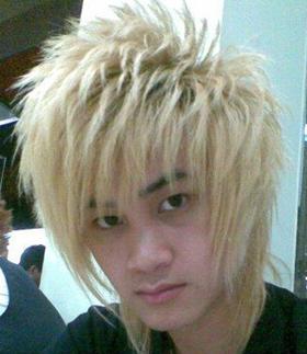 拿着这张图去理发店不就行了,这发型真是乡村非主流加浓浓的越南图片