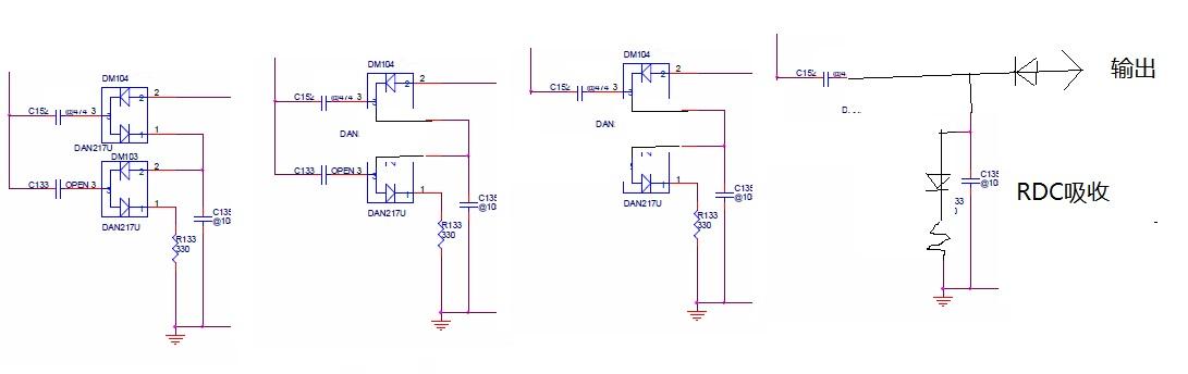 rcd吸收电路计算