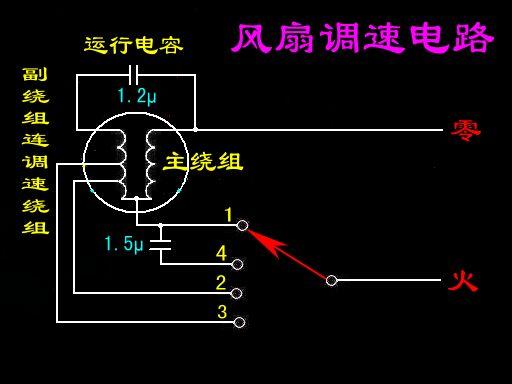 炉排调速器接线图