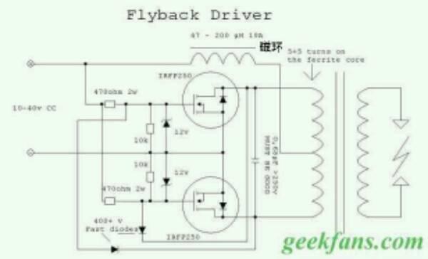 电路 电路图 电子 原理图 600_364