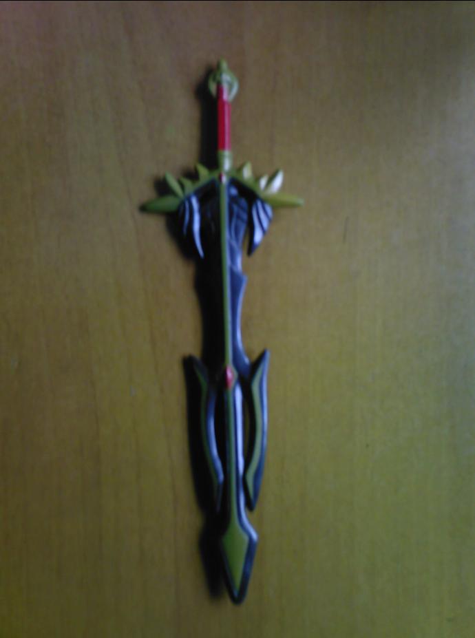 神龙斗士的剑王之剑的图