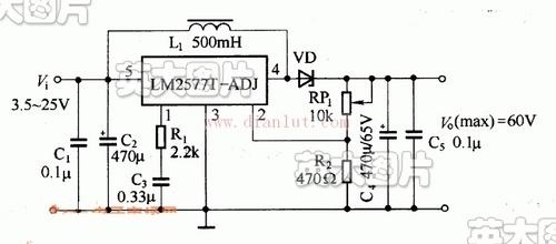 dc-dc升压模块 3v升5v 升压板电路带usb/5v输出 mp3mp4手机电源