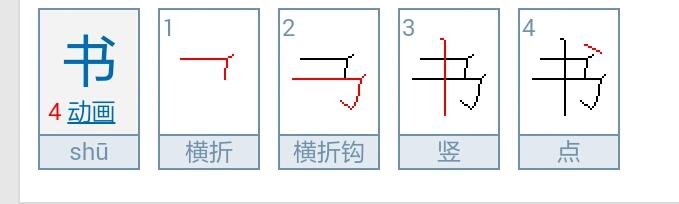 其他回答  按照标准汉字笔画顺序.