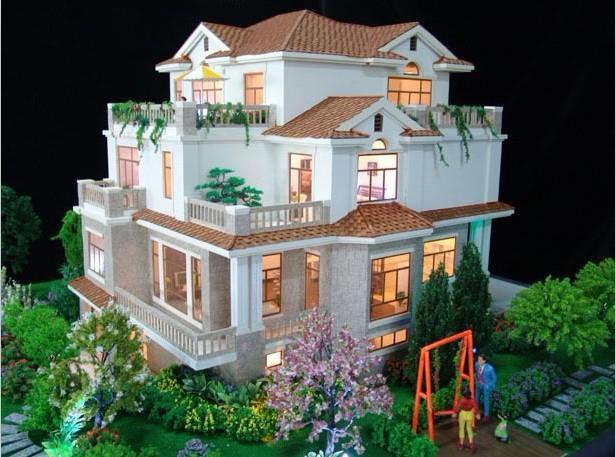 建筑模型有哪些