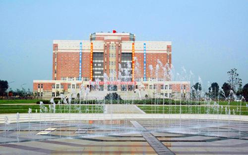 辽宁大学图书馆的新馆建设
