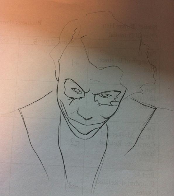 简笔画 手绘 素描 线稿 595_672