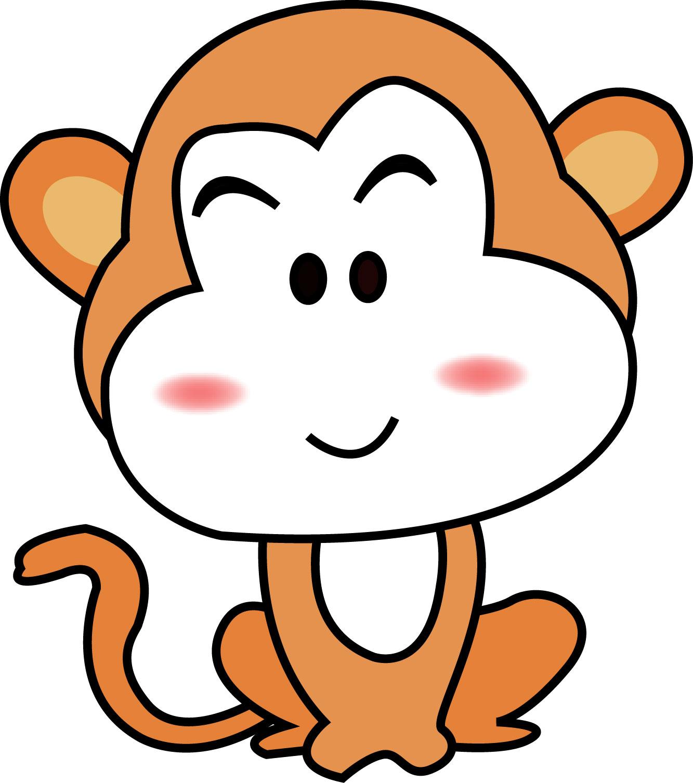 猴子的图片图片