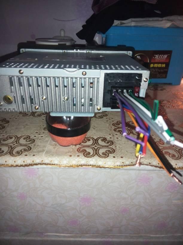 瑞纳cd机怎么接线?