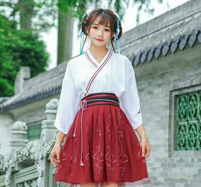 这个京东汉服模特是谁