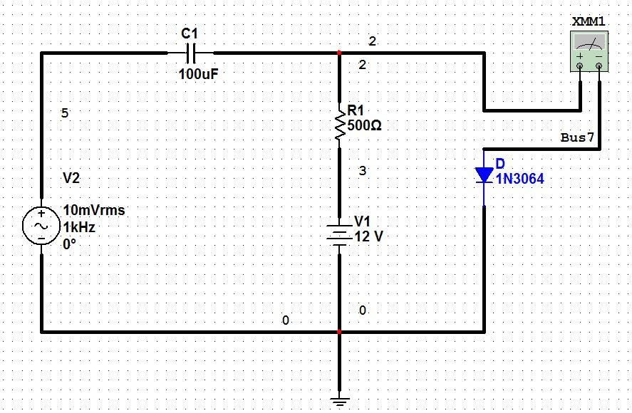 multisim电路图,运行时总显示电路没有接地,明明接地了,怎么回事啊?