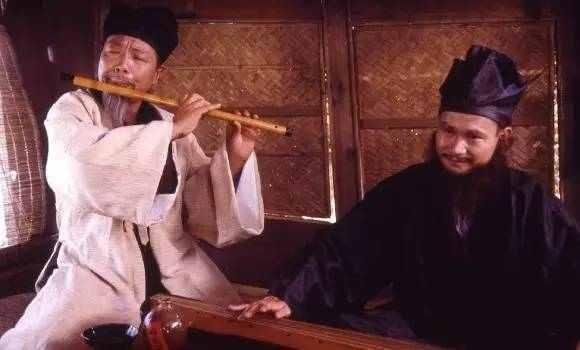 笑傲江湖中(老版的)的那段琴箫合奏叫什么?图片