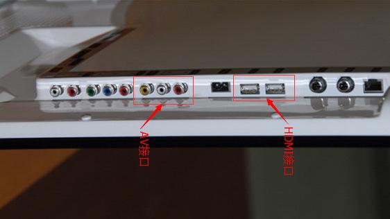 创维42led10的电视怎样同时接机顶盒和dvd?