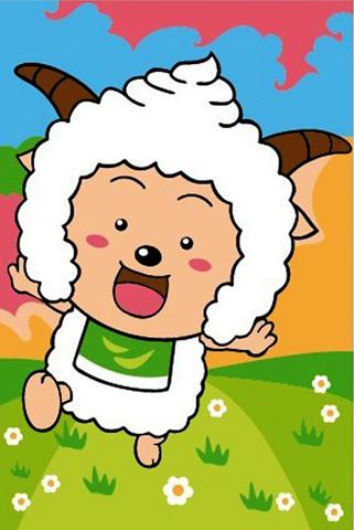 懒羊羊小时候超可爱的图片,要高清的._百度知道